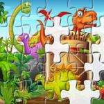 Puzzle des dinosaures