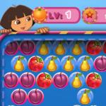 Dora Fruit Bubble Pop