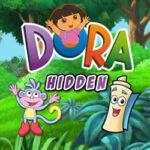 Dora Cartes Cachées