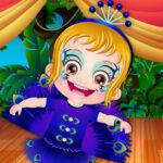 Bébé Hazel Concours de costumes