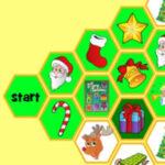 Écoute les mots de Noël en anglais