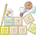 Empiler des objets en équilibre: Mees Kees