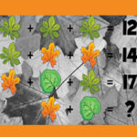Enigmes de Mathématiques d'automne