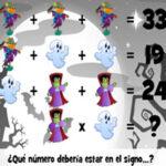 Enigmes mathématiques d'Halloween
