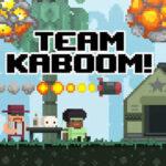 L'équipe Kaboom