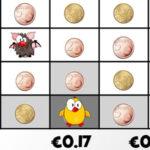 Jeu des pièces d'euro