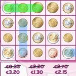 Euros: Addition avec de l'argent