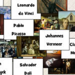 Peintures et peintres célèbres