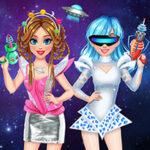 Défilé de Mode intergalactique