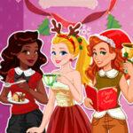 Fête de Noël: personnaliser la scène