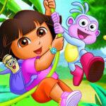 Trouver des différences avec Dora