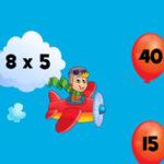 Flappy Math: MULTIPLIQUER