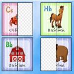 Flashcards en Anglais pour les enfants