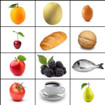 Écouter des mots de nourriture en anglais