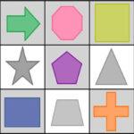 Puzzle des formes géométriques