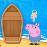 L'aventure maritime de George Pig