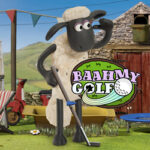 Golf amusant avec Shaun le Mouton
