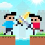 La Guerre des Pixels à deux Joueurs