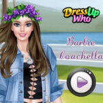 Habillage Barbie Coachella