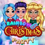 Habillage pour la fête de Noël