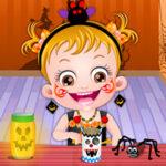 Travaux Manuels d'Halloween avec Hazel