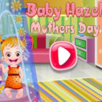 La fête des mères avec bébé Hazel