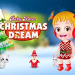 Rêve de Noël de Bébé Hazel