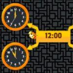 Quelle heure est-il ? Avec le coléoptère
