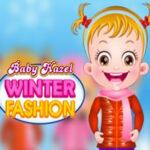 Habillage de Bébé Hazel en hiver