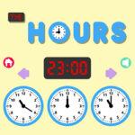 Des Horloges pour apprendre l'heure