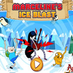 Le souffle de glace d'Adventure Time