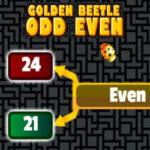 Impair ou Pair avec le scarabée doré