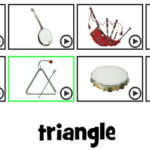 Instruments de Musique en Anglais