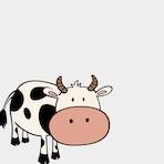 Trouver la vache invisible