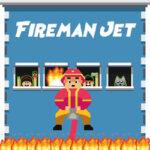 Pompier sur Jet