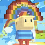 Kogama Rainbow Parkour