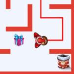 Le labyrinthe du Père Noël