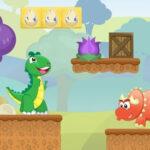 Petites aventures de dinosaures