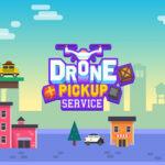 Livraison avec des Drones