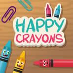 Crayons magiques