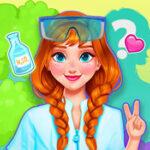 Potions magiques avec Anna Frozen
