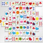 Mahjong de la Saint-Valentin
