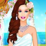 Mariage Barbie Tropical
