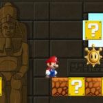Super Mario en Egypte