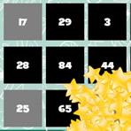 Bingo des mathématiques