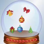 Mémoriser les objets de Noël