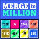 Merge to Million: Puissance de Deux