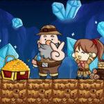 Aventure Minière: 2 Joueurs