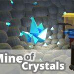 Mine de Cristal de Kogama