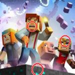 Trouver les différences Minecraft